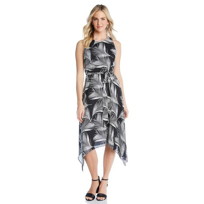 Karen Kane - Fresh Squeeze Handkerchief Dress - Dress - 1L22157
