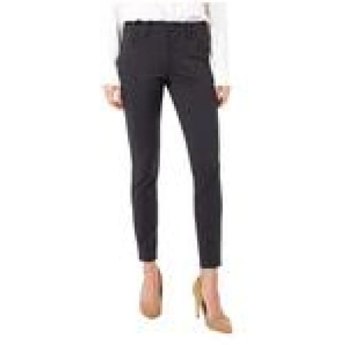 LIVERPOOL Jeans - Charcoal Striped Madonna Legging - Pants - LM2015Z52-1