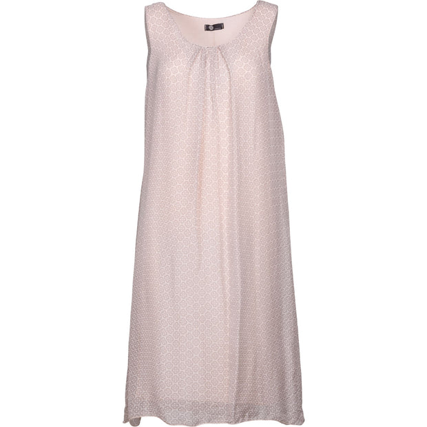 M Made In Italy - Blush Print Slvlss Dress - Dresses - 19/62145M-1