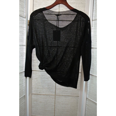 M Made In Italy - M Made in Italy Sheer Top - Women - 33/17024