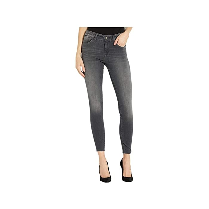 Mavi Jeans - Adriana Ankle Everyday Grey Tribeca - Pants - 107292531