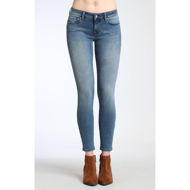 Mavi Jeans - Adriana Super Skinny in Light Foggy Blue Tribeca - Pants - 1072824266-1