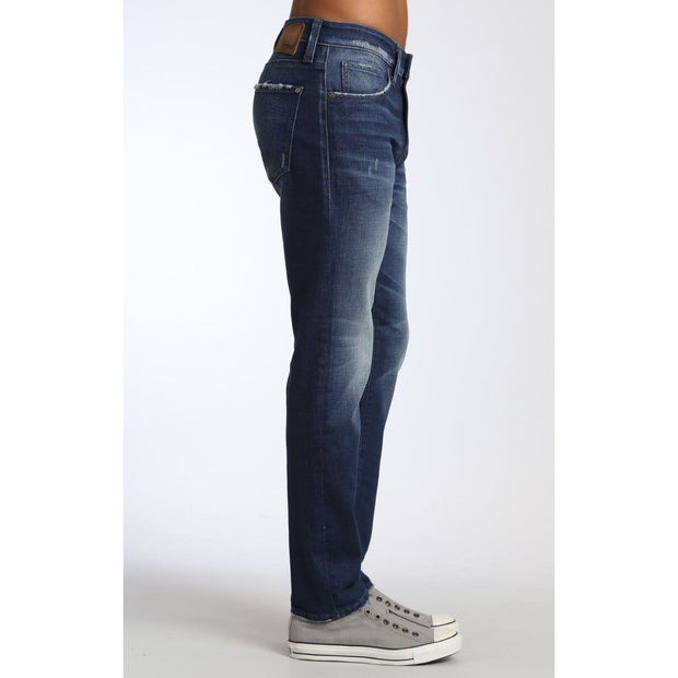 Mavi Jeans - JAKE SLIM LEG IN DARK BROOKLYN - Men - 0042224079