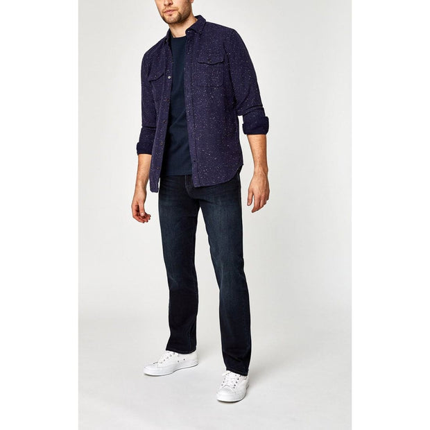 Mavi Jeans - Matt Relax Straight Leg In Ink Williamsburg - Men