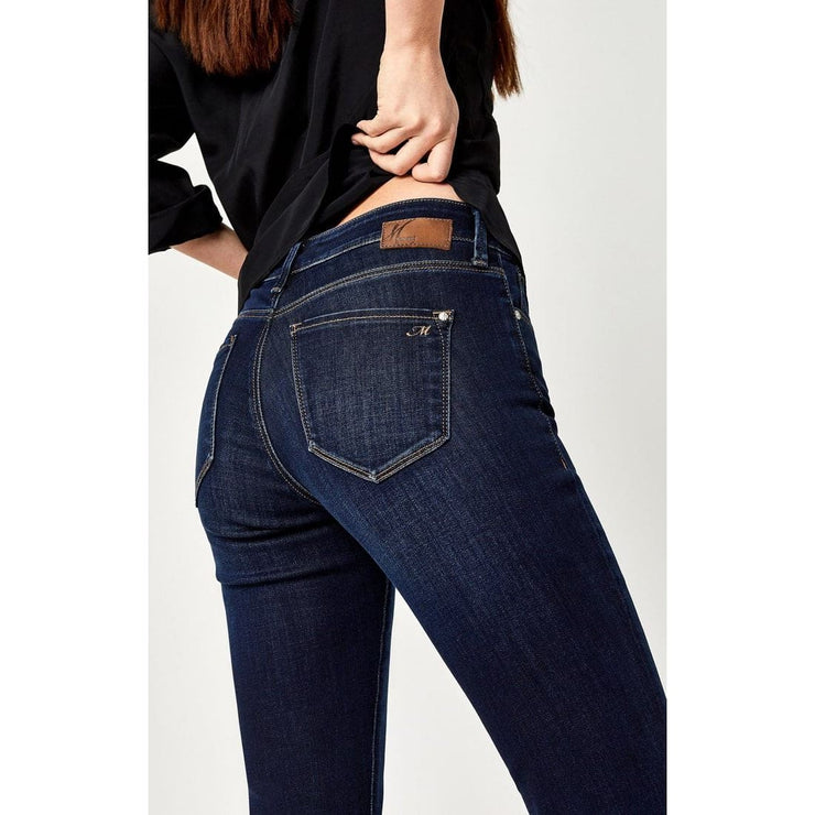 Mavi Jeans - Molly Bootcut in Deep Supersoft - Pants - 1013625682-1