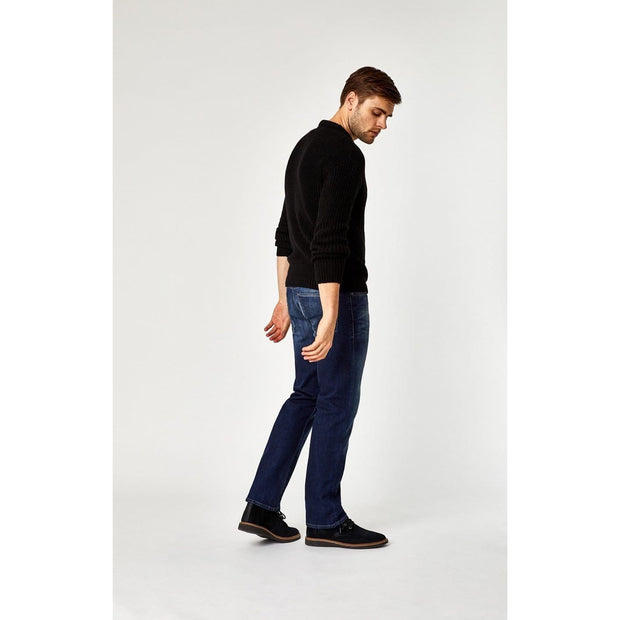 Mavi Jeans - Myles Straight Dark Williamsburg - Men - 0013715174