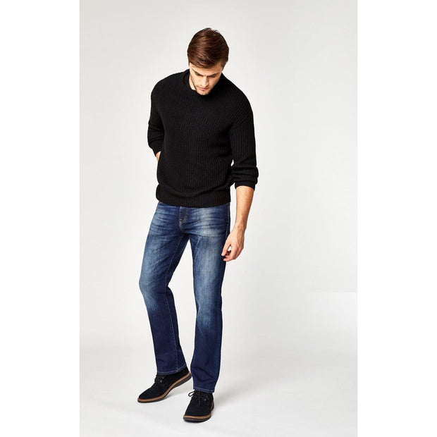 d60673797fc Mavi Jeans - Myles Straight Dark Williamsburg - Men - 0013715174