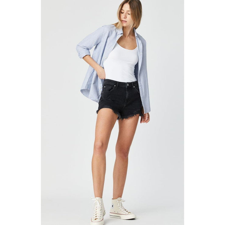 Mavi Jeans - Rosie shorts Smoke Ripped 90'S - Pants