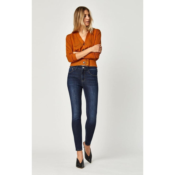 Mavi Jeans - Tess Super Skinny in Deep Supersoft - Pants - 100328-25682-1