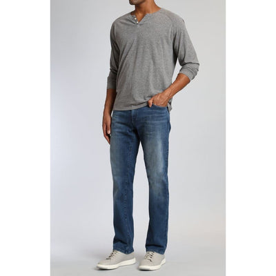 Mavi Jeans - Zach Straight Leg Mid Tonal Williamsburg - Men - 0045325083