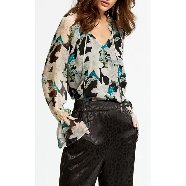 SEN - Magda Floral Blouse - Top