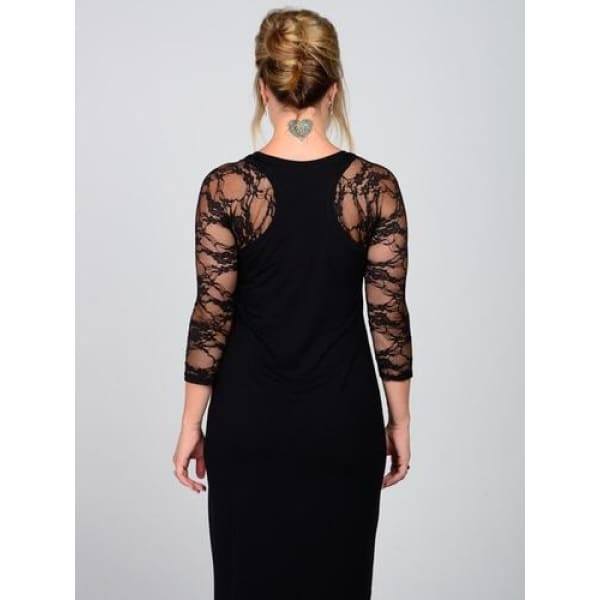 Sleevy Wonders - Black Lace Sleevy Wonders - Women