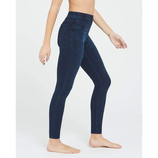 Spanx - Spanx Ankle Jean-ish Leggings in Twilight - Jeans - 20018R