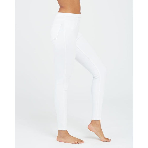 Spanx - Spanx Ankle Jean-ish Leggings in Four Colors - Jeans