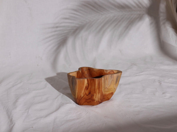 Teak Canyon Bowl