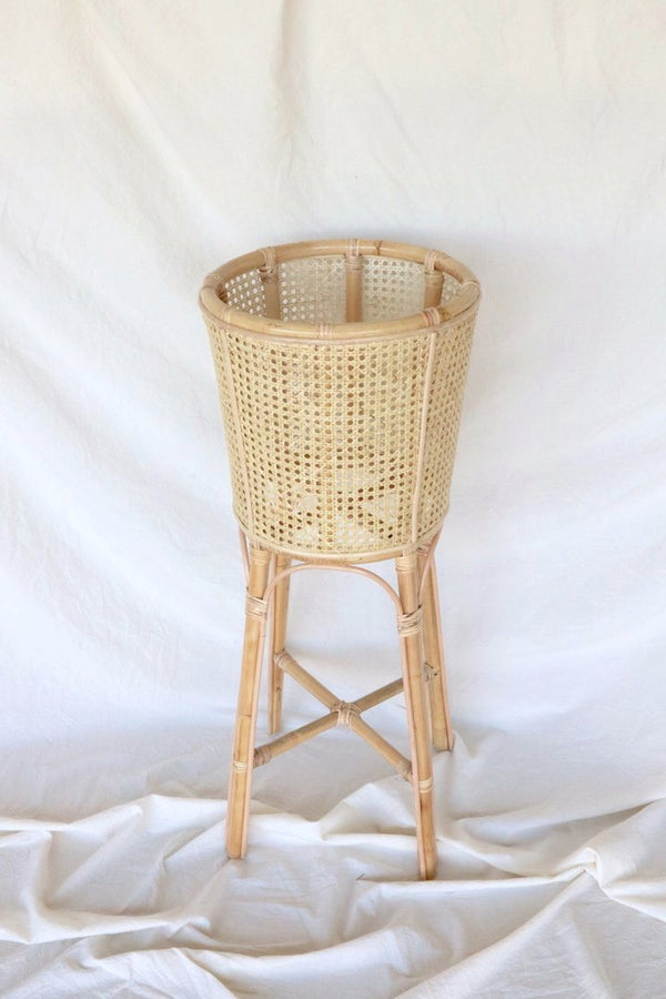 Dotted Basket Planter