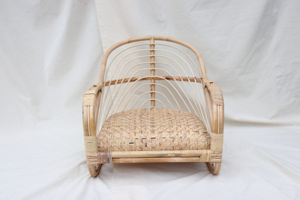 Rattan Sunrise Chair