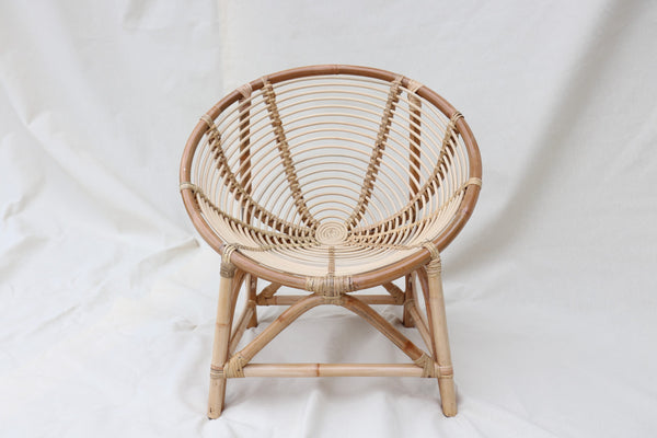 Rattan Children's Satellite Chair