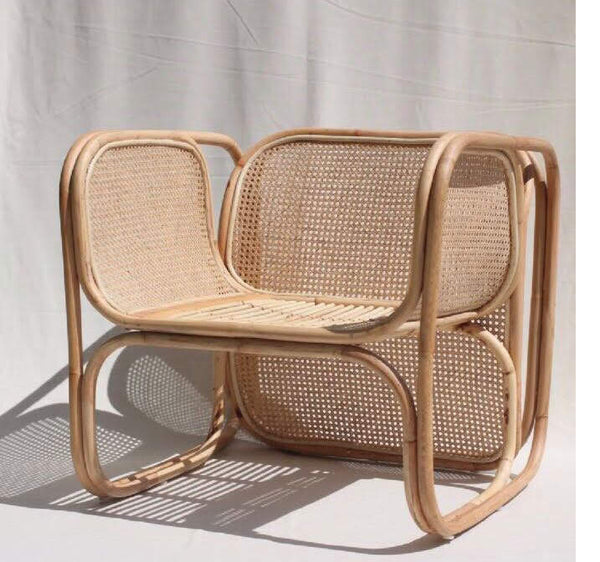 Rattan Upside Down Chair