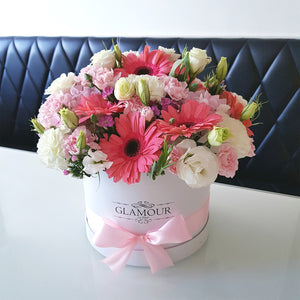Pink Bloom Box