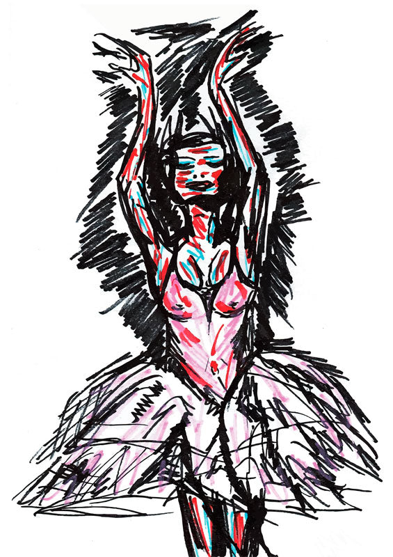 Prima Ballerina - Love Arthur Art & Design
