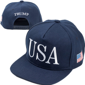 Blue USA Trump Hat