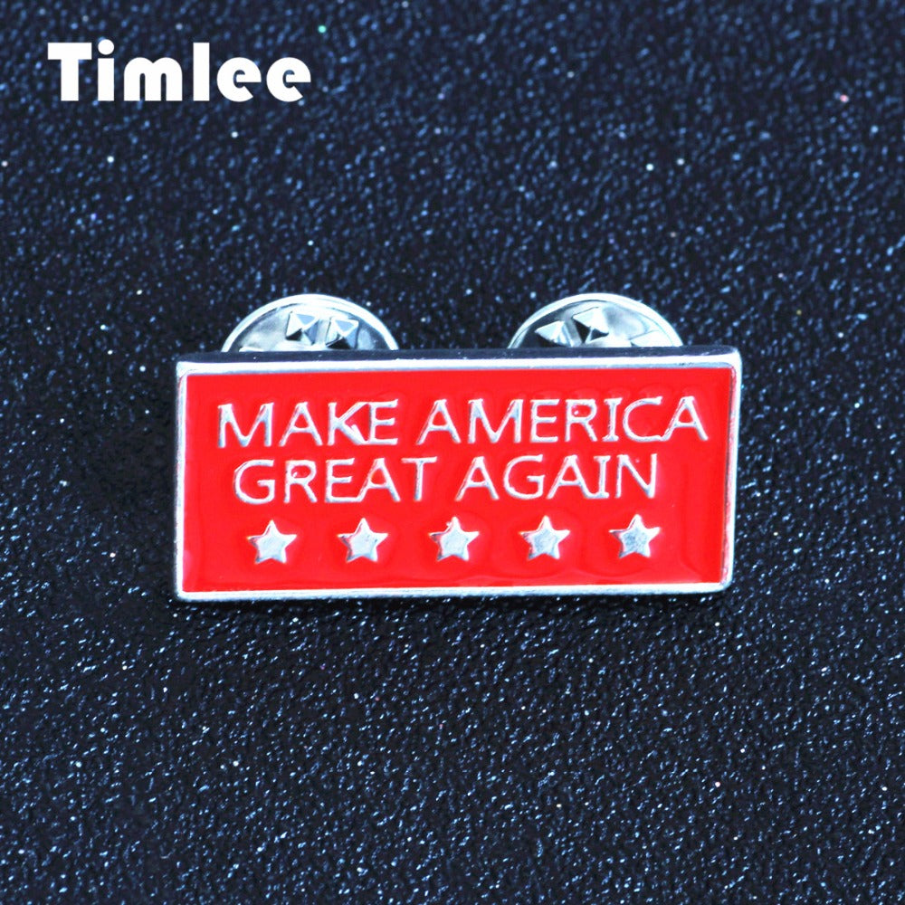 Make America Great Again Pin