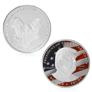 Donald Trump President Commemorative Coin