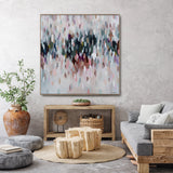 FLOS ANIMAS - Open Edition Print on Canvas