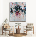 FLOS VITAE - Open Edition Print on Canvas