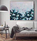 NEBULA HAZE #60 - Open Edition Print on Canvas