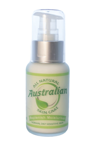 Replenish Moisturiser 50ml - normal dry sensitive skin