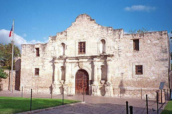 Battle Archives Map Alamo #1