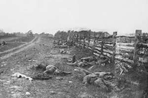 Battle Archives Map Antietam #1