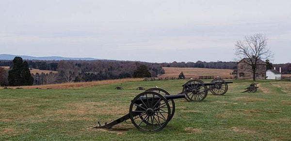Battle Archives Map Bull Run (Manassas) I #4