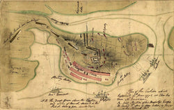 Battle Archives Map Bunker Hill, Massachusetts #4