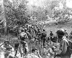 Battle Archives Map Guadalcanal #2