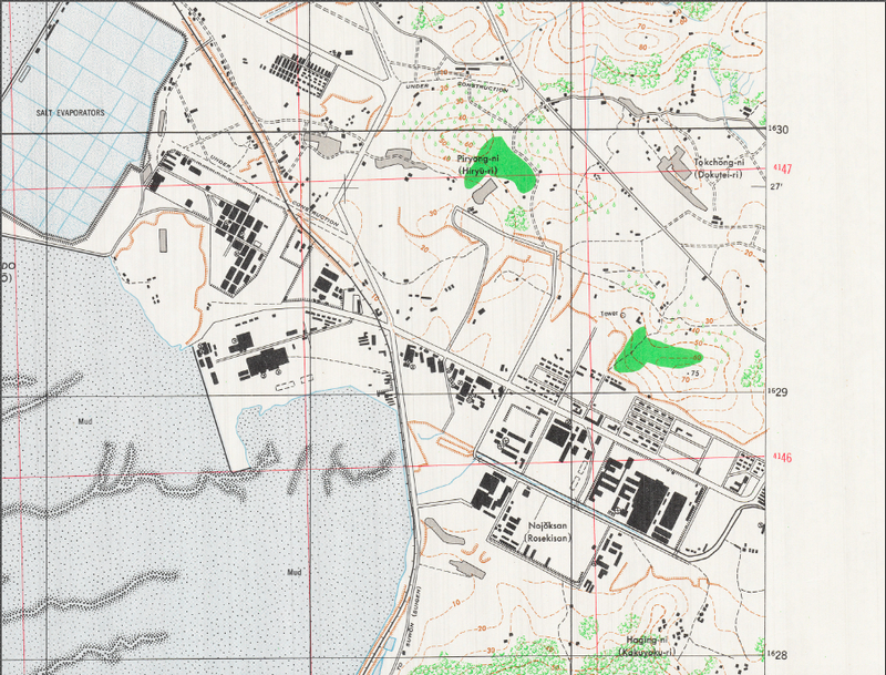 Battle Archives Map Inchon #1