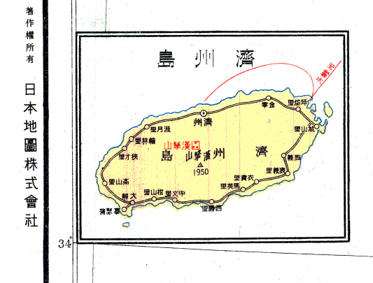 Battle Archives Map Korean Peninsula #2