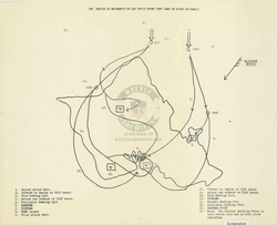 Battle Archives Map Pearl Harbor #3