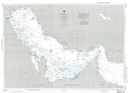 Battle Archives Map Persian Gulf
