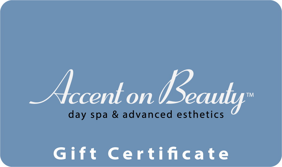 Accent on Beauty Gift Certificates