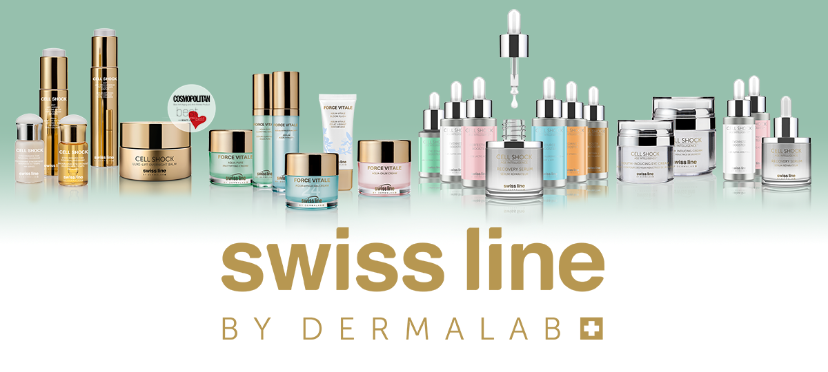 Accent on Beauty Swiss Line by Dermalab - Cell Shock - Age Intelligence - Shock White - Water Shock