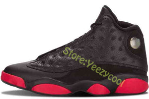 13S Mens 13 Basketball Shoes Sneaker Altitude Black Cat Chicago Bred Infrared 23 DMP Hyper Royal Italy Blue Playoff Trainers Sports Sneakers - Scotch and Rocks