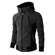 Assassins Creed CSOL Slim Fit Fake 2 Pieces Hoodies Coat - Scotch and Rocks