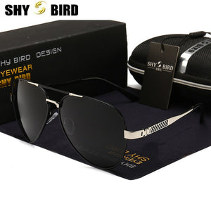 Luxury Brand Designer Sunglass Driving Shades For Men UV400 Vintage - Scotch and Rocks