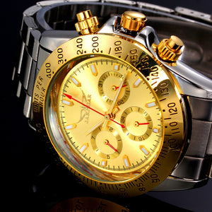 Mens Watches Top Brand Luxury Automatic Mechanical Watch Clock Jaragar 2016 New - Scotch and Rocks