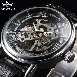 SEWOR Luxury Brand Mechanical Watch - one of our new favorite watch makers. - Scotch and Rocks