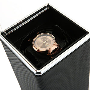 Automatic Rotation Watch Winder Display Box - Scotch and Rocks