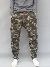 Men's Fashion Casual Military Camo Jeans Sizes 29-44 - Scotch and Rocks